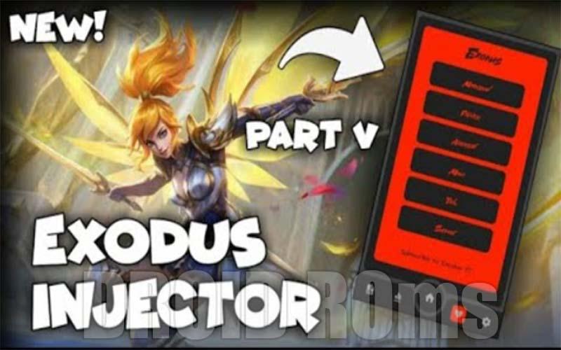 Exodus Injector Apk