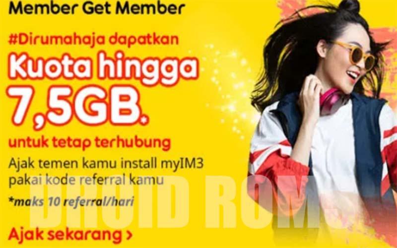 Kode Referral Indosat