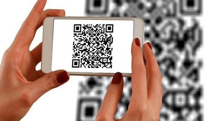 Cara Foto Kode QR Di HP Samsung Tanpa Aplikasi