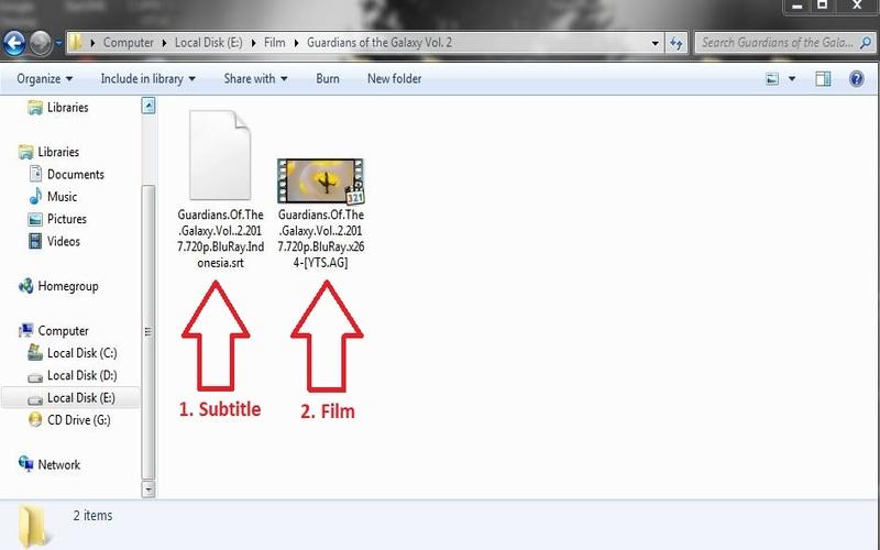 Cara Gabungkan Subtitle Dengan Film Permanen - Droid ROMs
