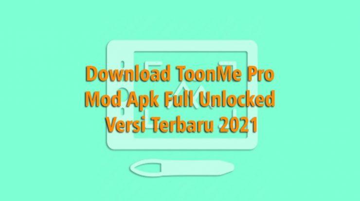 Cara Download ToonMe Apk Mod Pro Ubah Foto Jadi Kartun