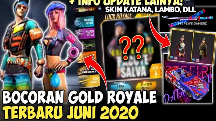 bundle gold royale ff