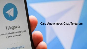 Anonymous chat,