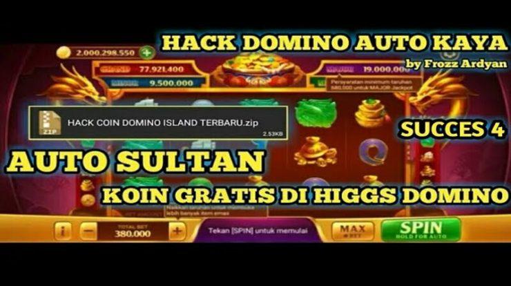 cheat higgs domino
