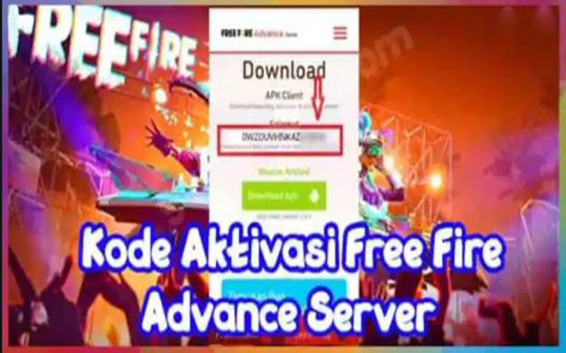 Dapatkan Kode Aktivasi FF