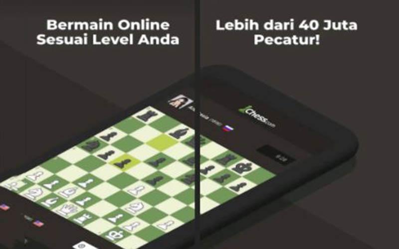 Cara Pasang Chess