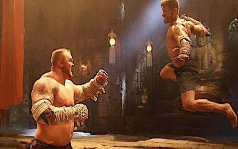 film kickboxer vengeance
