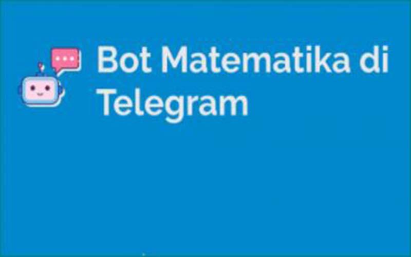 Cara Gunakan Bot Matematika