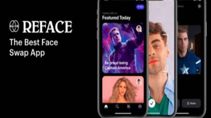 Aplikasi reface app gratis