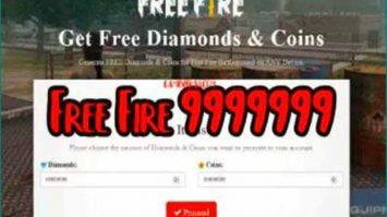 Cara Dapatkan Freefire999999999