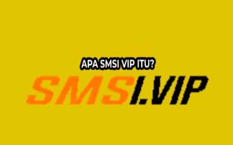 Cara Gunakan SMSI VIP