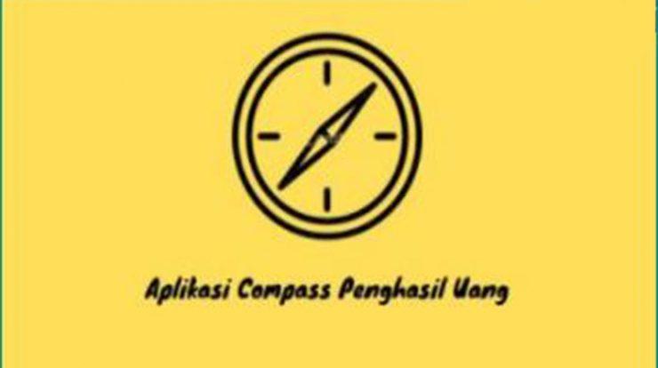 Cara Pasang Aplikasi Compass