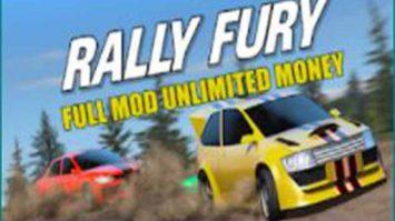 Cara Pasang Rally Fury Mod