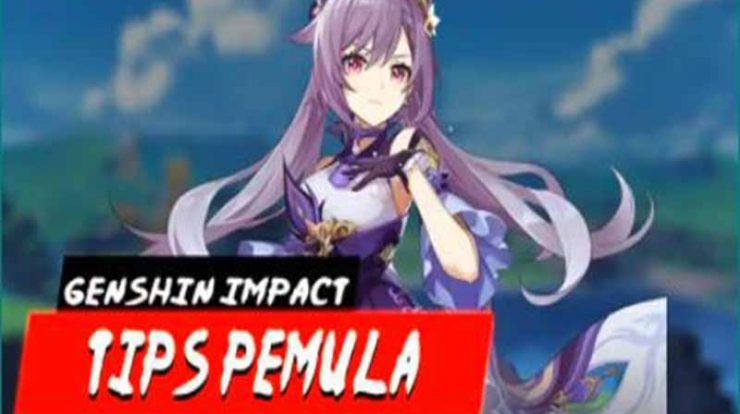 Kiat Bermain Genshin Impact Biar Cepat