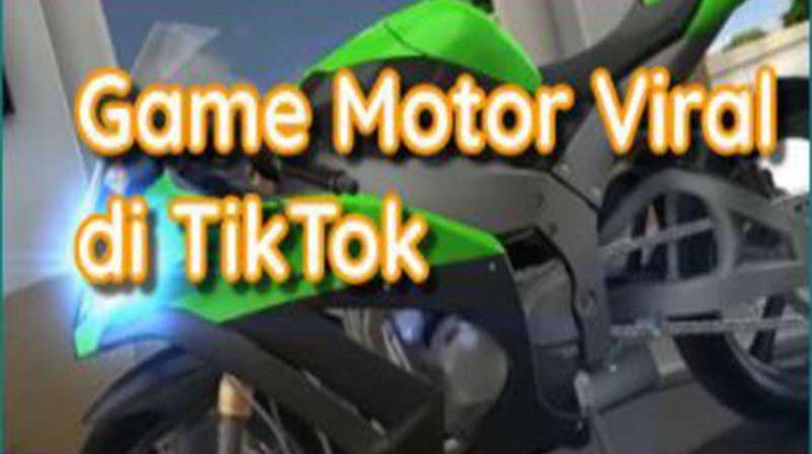 Link Unduh Game Motor Viral Di Tiktok