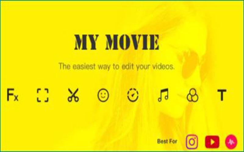 My Movie Video Bokeh