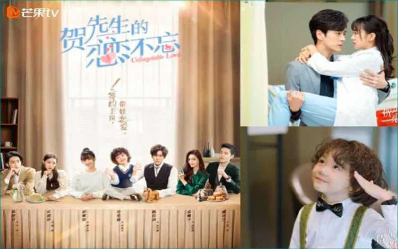 Pemain Unforgettable Love Chinese Drama