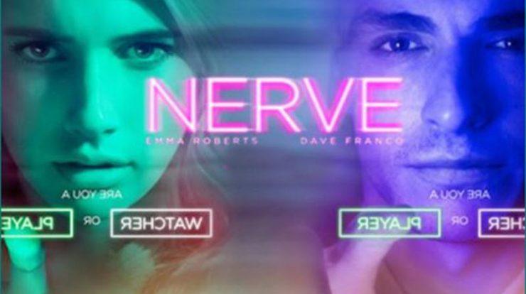 Sinopsis film nerve, Kisah antara Emma Roberts dan Dave Franco
