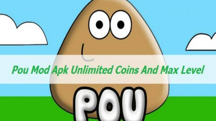 Download Pou Mod Apk Terbaru 2021
