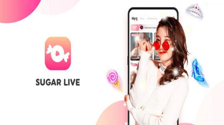 Link Download Sugar Live Mod Apk Terbaru 2021