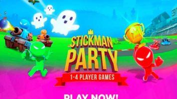 Download Stickman Party Mod Apk Terbaru 2021