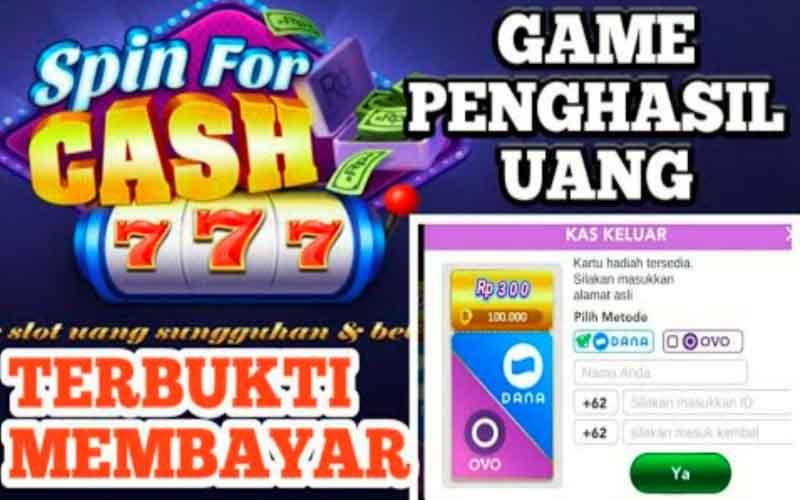Spin For Cash Apk Penghasil Uang, Terbukti